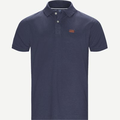 Nors KM Polo t-shirt Regular | Nors KM Polo t-shirt | Denim